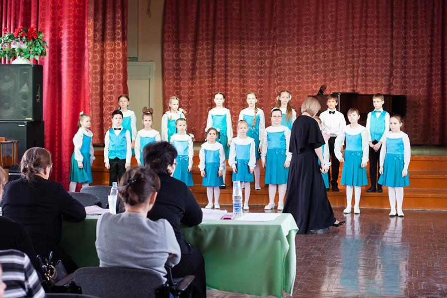 Младший хор «Радость». Самарские хоровые собрания 2018